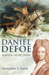 Daniel Defoe master of fictions