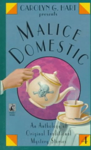 Malice domestic 4 : an anthology of original traditional mystery stories / [Ralph McInerney ... [et al.]