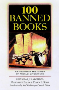 100 banned books