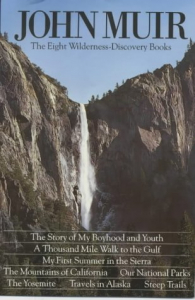 The eight wilderness discovery books