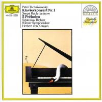 Konzert für Klavier und Orchester op. 23 [Audioregistrazione]