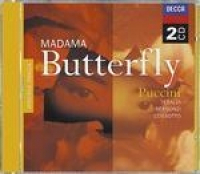 Madama Butterfly [Audioregistrazione]