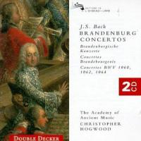 Brandenburg Concertos 1-5 [Audioregistrazione]