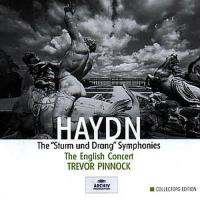 """The """"Sturm und drang"""" symphonies [Audioregistrazione]"""