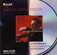 The violin Concertos [Audioregistrazione]