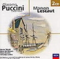Manon Lescaut [Audioregistrazione]
