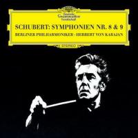 Schubert: symphonien nr.8 & 9 [Audioregistrazione]