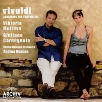 Concertos for two violins