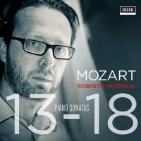 Piano sonatas 13-18