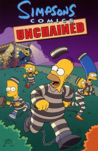 Simpsons comics. Unchained / [Groening]