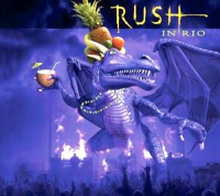 Rush in Rio [Audioregistrazione]