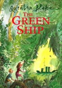 The green ship