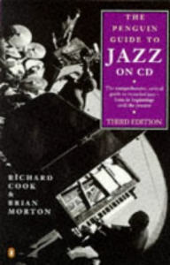 The Penguin guide to jazz on compact disc