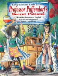 Professor Puffendorf's Secret Portions
