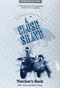 Wallace & Gromit in a close shave