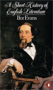 A short history of english literature