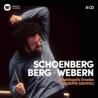 Schoenberg, Berg & Webern