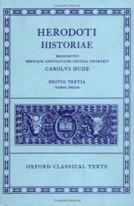 Herodoti Historiae