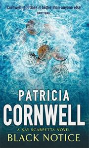 Black notice / Patricia Cornwell