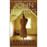 A prayer for owen meany : a novel / John Irving