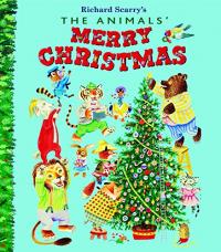 The animals' merry Christmas