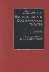 Vol. 6: Bibliography, comulative index
