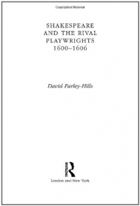 Shakespeare and the rival playwrights