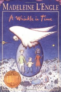A wrinkle in time / Madeleine L'Engle.