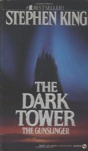 The dark tower. The Gunslinger