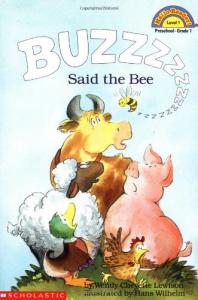 Buzzz said the bee