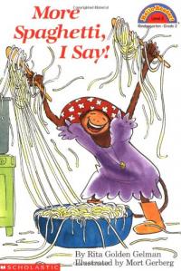 More, spaghetti, I Say!