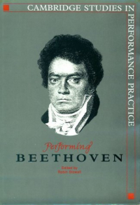 Performing Beethoven
