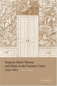 Empress Marie Therese and music at the Viennese court, 1792-1807