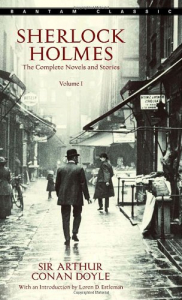 Sherlock Holmes : the complete novels and stories / by Arthur Conan Doyle ; whith an introduction by Loren Estleman. Vol. 1