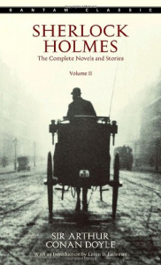 Sherlock Holmes : the complete novels and stories / by Arthur Conan Doyle ; whith an introduction by Loren Estleman. Vol. 2