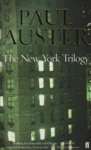 The New York Trilogy : City of glass : Ghosts : The locked room / Paul Auster