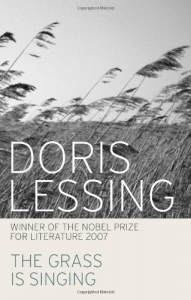 The grass is singing / Doris Lessing