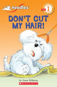 Don't cut my hair!