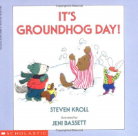 It's Groundhog Day!
