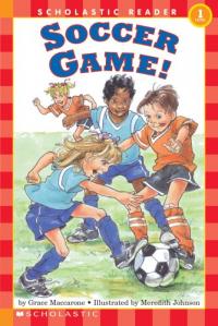 Soccer game|