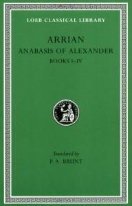 1: Anabasis Alexandri