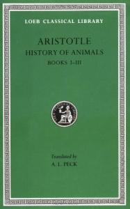 9: Historia animalium