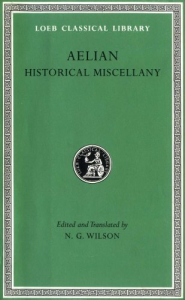 Historical miscellany