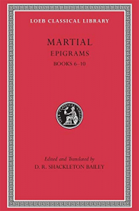 Epigrams / Martial ; edited and translated by D. R. Shackleton Bailey. 2