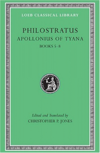 2: The life of Apollonius of Tyana, books 5.-8.