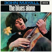 The blues alone [Audioregistrazione]