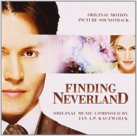 Finding neverland [Audioregistrazione]