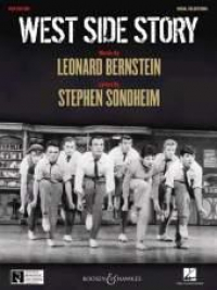 """Vocal selctions from """"West side story"""""""