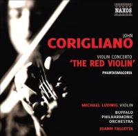 Violin concerto The red violin