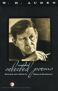 Selected poems / W.H. Auden ; edited by Edward Mendelson
